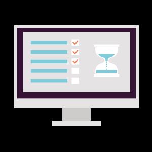Weboldal készítés ikon